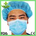 wuhan la ciudad de xiantao mek de hubei de suministro de alta calidad y buen servicio de pp no tejidos desechables médicos máscara de protección