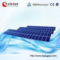 foshan xindun 24v solar panel