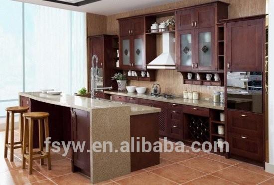 de cocina de diseño moderno gabinete de cocina de maderaCocinas