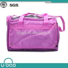 Hot sell Purple lastest design fashionable pet bag
