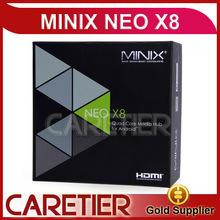TV box heng hong kong MINIX NEO X8 16gb xbmc with 3G wifi google Android 4.4 tv box