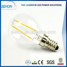 24V Led Filament/24V Led Filament Bulb/2W Dimmable Low Power Led Bulb 24V DC