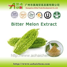 GMP manufactory supply bitter melon p.e..by HPLC