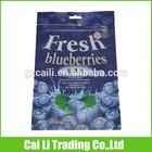 bopp matt stand up dried fruit packaging