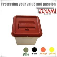 China Factory Wholesale Hard Plastic Ballot Box 50L Donation Box