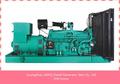 Silent/150kw insonorizzate gruppo elettrogeno diesel sqic550e fatto con cummins 625 kVA a 50hz