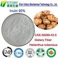 La alcachofa de jerusalén 50% extracto- 90% inulina/synanthrin