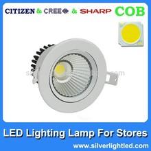 slim led downlight 15w brand chip citizen/sharp