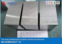 High quality cemented carbide gauge block / tungsten carbide gauge block for cutting tools