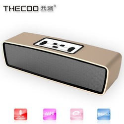 bluetooth speaker portable wireless car subwoofer innovative products for import