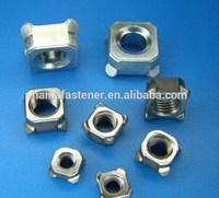 aluminum weld nut