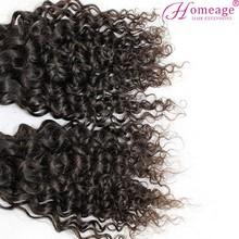 Homeage Brazilian kinky curl human hair christmas decorations wholesale