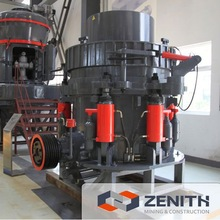 Zenith large capacity china gyratory crusher, china gyratory crusher manufacturer with SGS