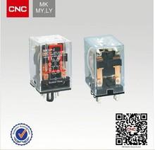 China Supplier MK MY,LY mini relay 5v