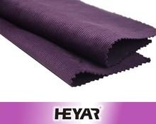 fashion thin purple cotton corduroy for pants