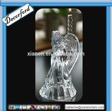 Hot Sale Handmade Tall glass angel