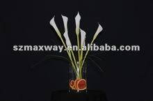 Exquisite Plexiglass Transparent Flower Vase Cup
