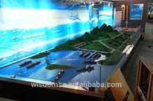 Miniature scale model,real estate design,architectural building model