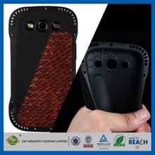 C&T High Impact Hybrid Defender Case Combo for Samsung Galaxy S3 MINI i8190