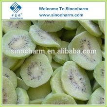 Offering Sliced Kiwi Frozen Vegetables and Fruits