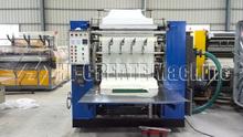 Steel to Steel Embossing paper towel making machine