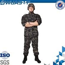 High quality ACU BDU all size Army military Digital Desert Uniform black
