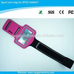 pvc waterproof arm bag for IPOD Nano7/ MP3/MP4