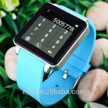 Bulk wholesale dual core CPU capacitive screen new model watch mobile phone