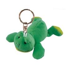 plush stuffed frog keychain , plush frog keychain, plush frog keychain