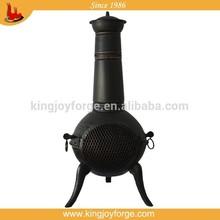 USA Style 2014 Kingjoy cast ironoutdoor garden fireplace/chiminea