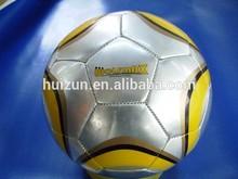 panels machine stitched Brasil 2014 TPU soccer ball