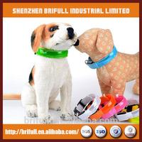 led flashing dog collar for christmas