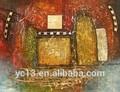 حار بيع اليدوية لوحة زيتية ديكور المنزل إطار الصورة