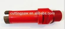 """XMGT diamond core drill bit for concrete 1/2"""" fitting diamond oil drilling bit"""