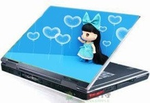 Hot sale anti-reflection back desktop cartoon screen protector