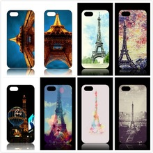 Custom Eiffel Tower DIY Design Back Cover Case Painting Tower Style Phone Case For IPhone 5 5S