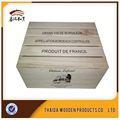 barniz de madera caja de vino nuevo producto caliente para 2015