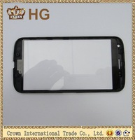 New Product Front Glass Len For Motorola Moto X Repair Part With Frame