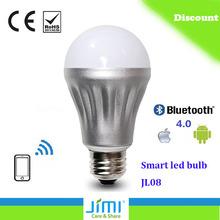 2015 hot sale CE RoHS jimi lg light bulbs
