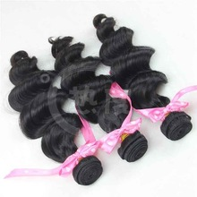 wholesale virgin natural high quality loose wave 100% virgin persian hair