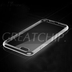 alibaba china transparent plastic case for iPhone 6 plus/cases for iPhone 6 pc tranpsarent clear hard case cover