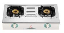 Vendas hot dois queimadores fogões a gás cooktops a gás