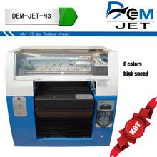 Flatbed inkjet high dpi pen/ball pen / pencil printer for sale