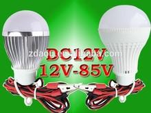 High brightness 12V DC led bulb