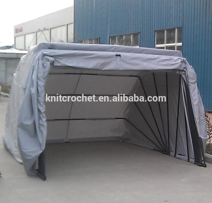 Folding portable carport canopy car shelter auto shelter - Motorcycle foldable garage tent cover ...