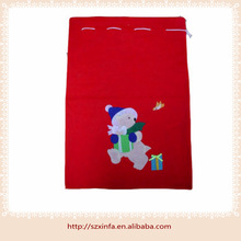 Velvet pouch with pringting for fashion various jewlery and gift