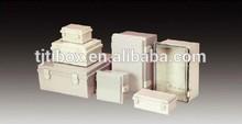 TIBOX Plastic Electrical Enclosure Plastic Cases Of Electronics