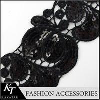 2015 Kavatar High Quality Product Bulk lace Trim