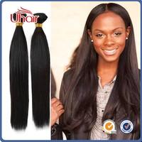 silk straight 18inch 100% Human Peruvian Virgin Hair,Unprocessed Human Peruvian Virgin Hair 3 pcs/lot