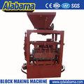 Grande pressão hidráulica de 2014 China novo produto manual que faz a máquina bloco